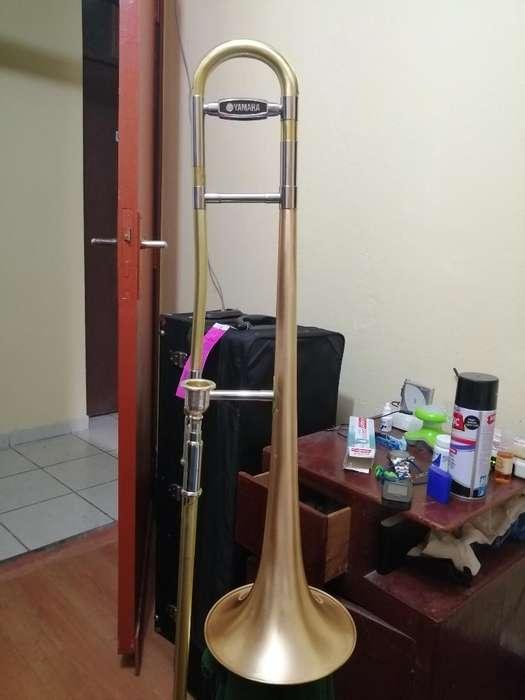 Trombón Yamaha 653