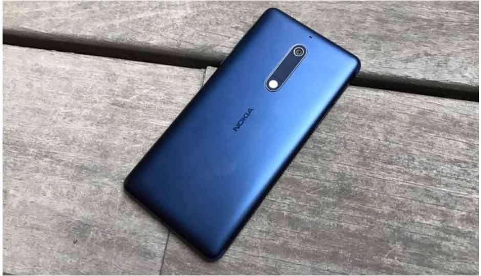 Celular Nokia 6 Blue