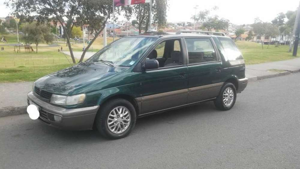 Mitsubishi Space Wagon 1998 - 100000 km