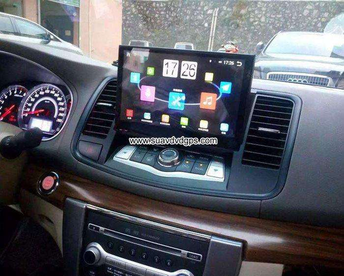 NISSAN TEANA ESTEREO CENTRAL MULTIMEDIA STEREO CON ANDROID, GPS, BLUETOOTH