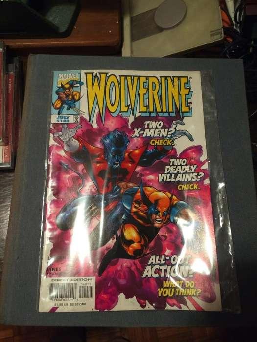 Comic Wolverine Usa.#140 en Inglés