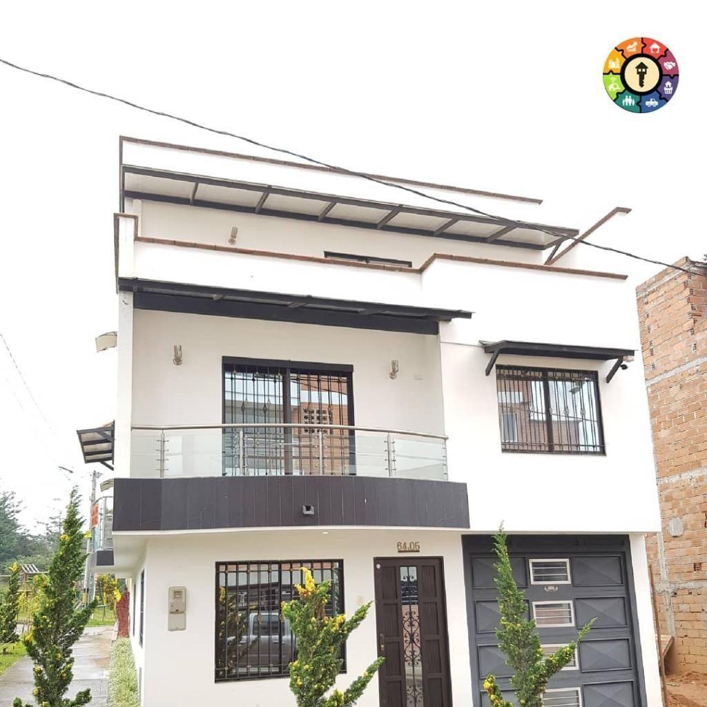 Vendo Casa Esquinera en Rionegro