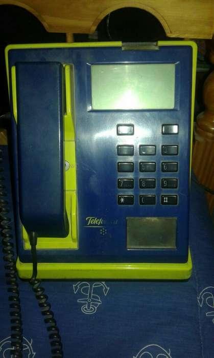Telefono Semi Publico Telefonica Funcion