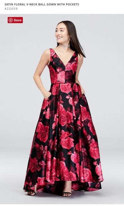 De oportunidad hermoso vestido!!!
