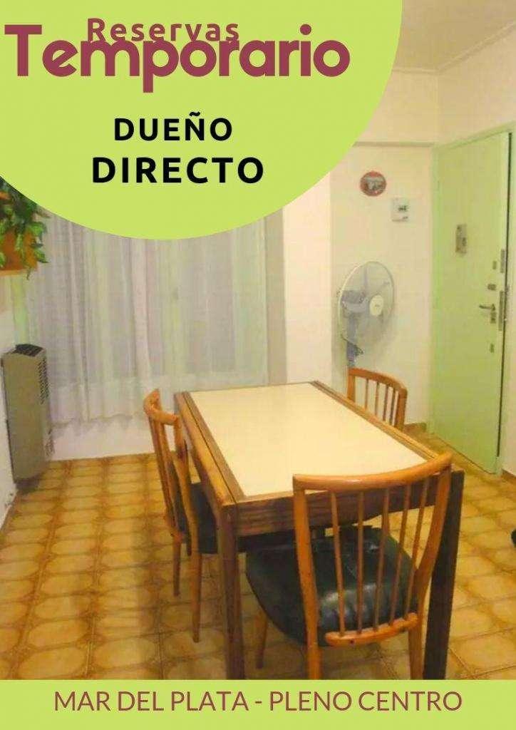 Dueño Directo - TEMPORADA VERANO - Zona Centro