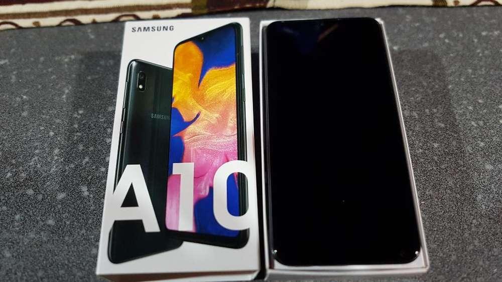 Vendo Samsung A10 Nuevo sin Uso