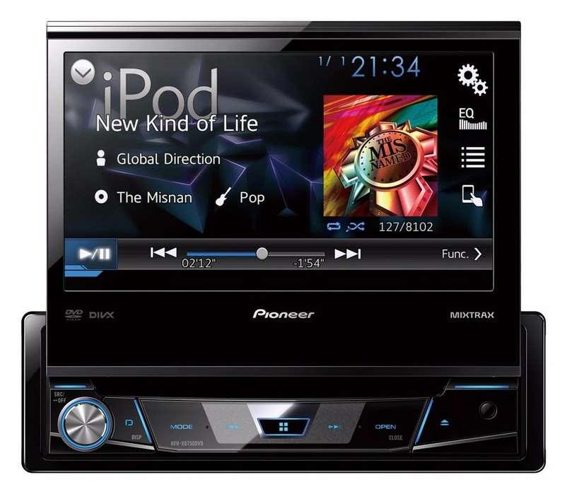 DVD PIONEER 6750 MOTORIZADO