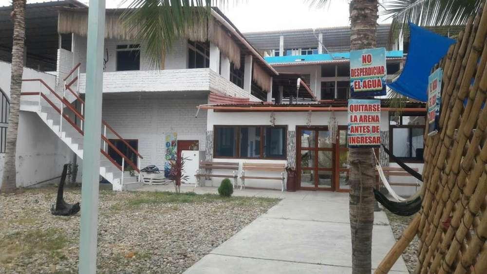 Casa O Habitaciones en Zorritos - Tumbes