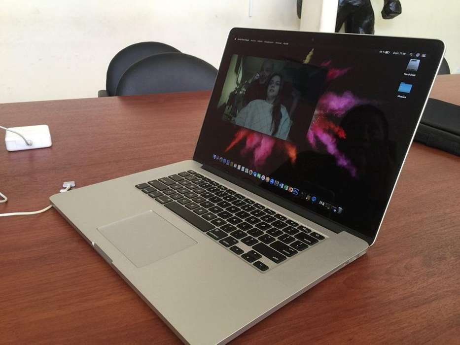 Profesional i7 MacBook Pro15