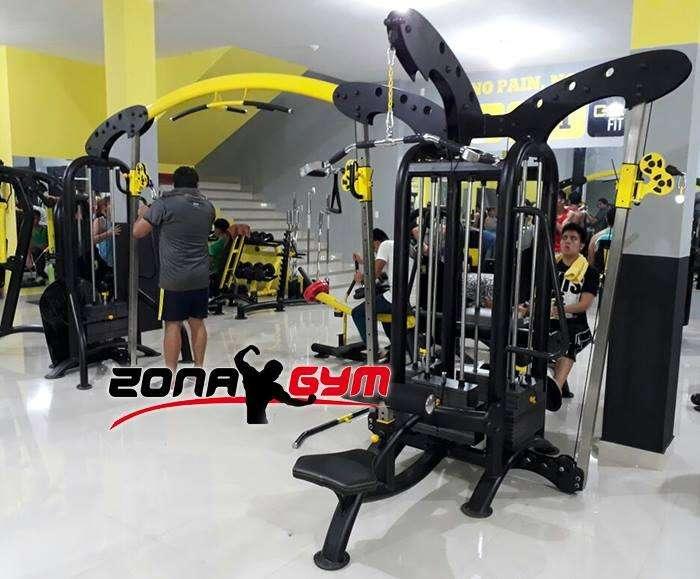 maquinas para gimnasio, barras, bicicletas spinning, piso , pesas, mancuernas, crossfit, multifuerzas, box, equipos gym