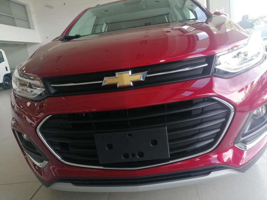 Chevrolet Tracker 2020 - 0 km
