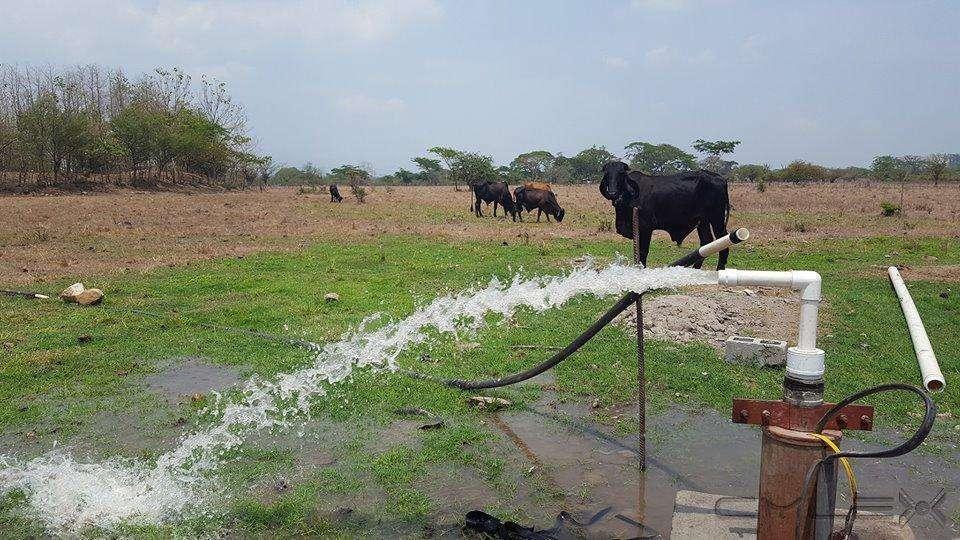 perforación de pozos de agua aljibes