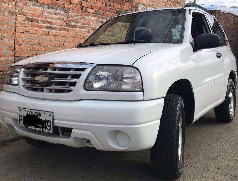 Chevrolet Grand Vitara 2010 - 0 km