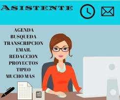 Asistente administrativo(a)