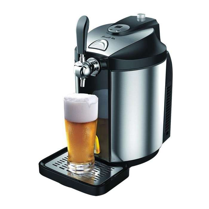 Chopera Smart Tek Dispenser Cerveza Tirada 2 Tubos Co2