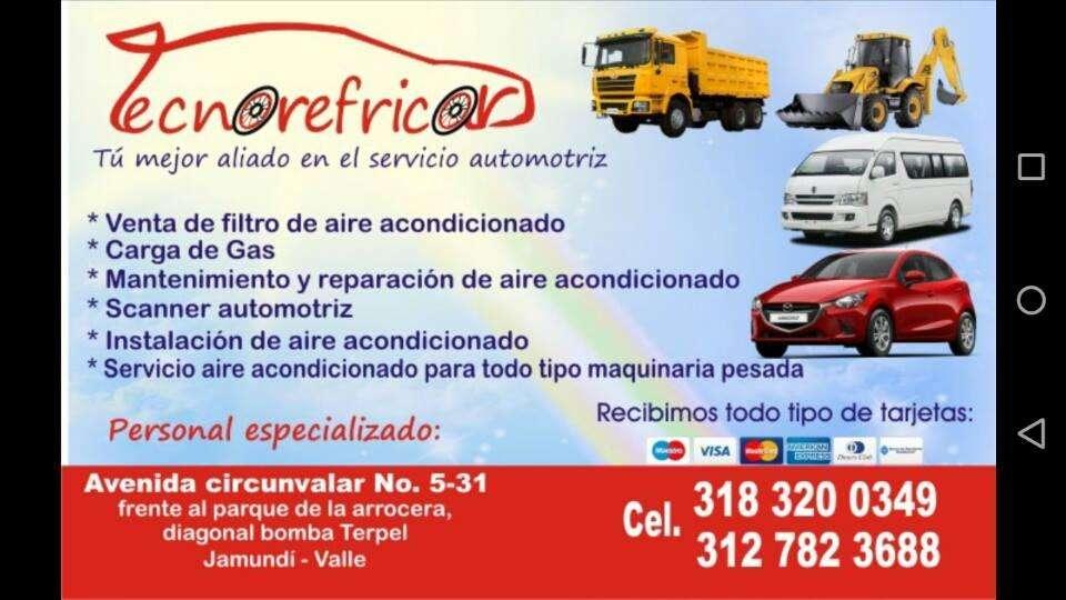 SERVICIO ESPECIALIZADO EN AIRE ACONDICIONADO JAMUNDI