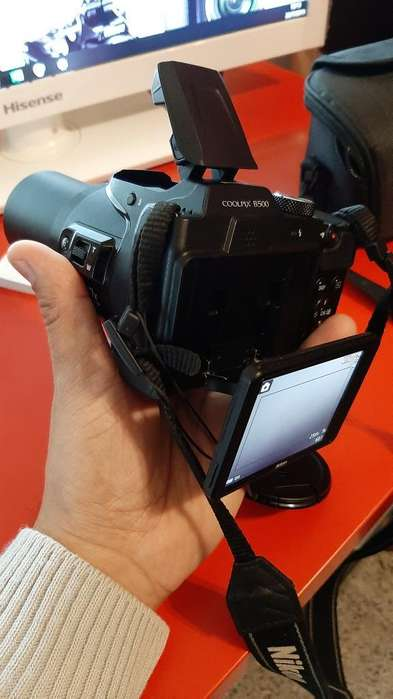 Camara Nikon B500 Wifi Permuto X Ps4
