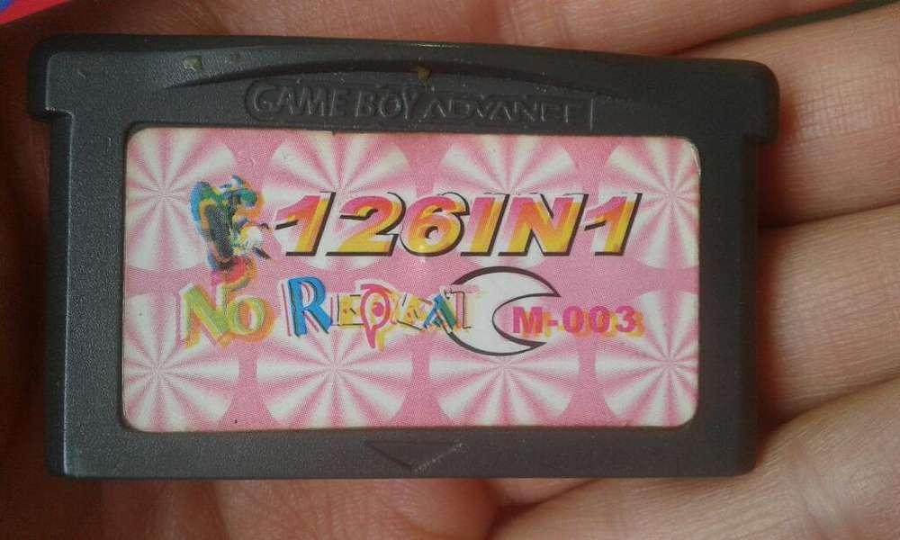 Game Boy Multjuegos Precio Unid.