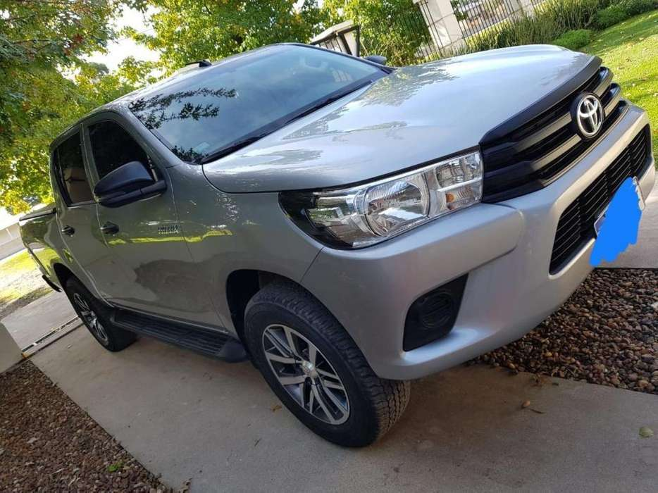 <strong>toyota</strong> Hilux 2018 - 38000 km