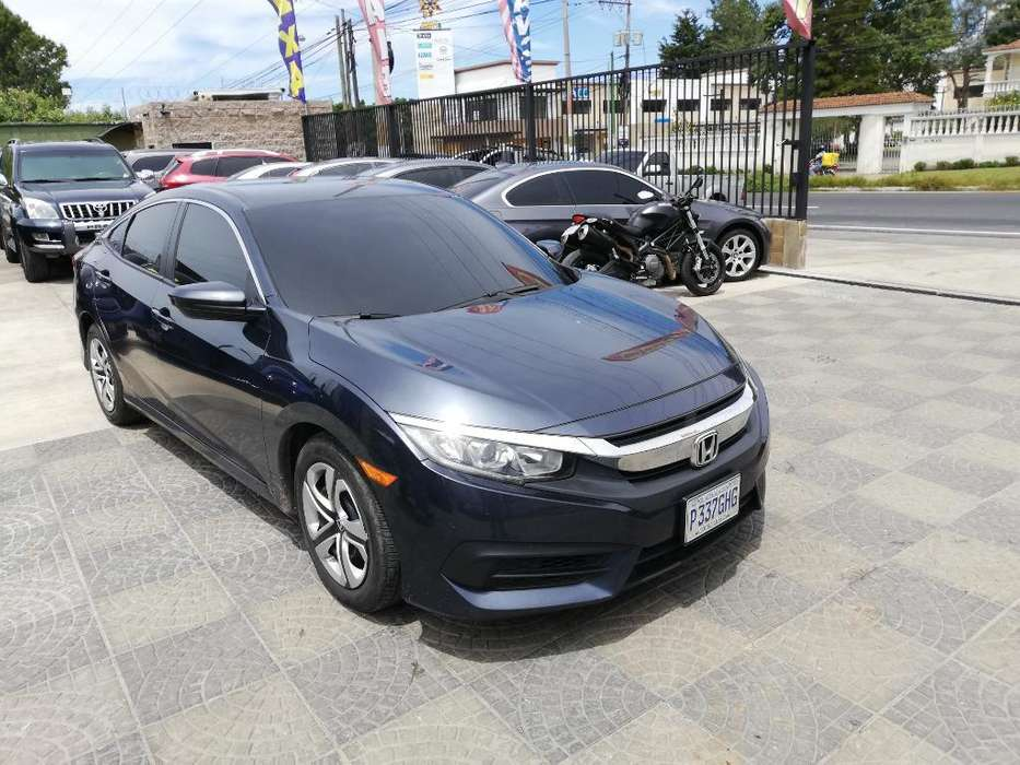 Honda Civic 2016 - 26091 km