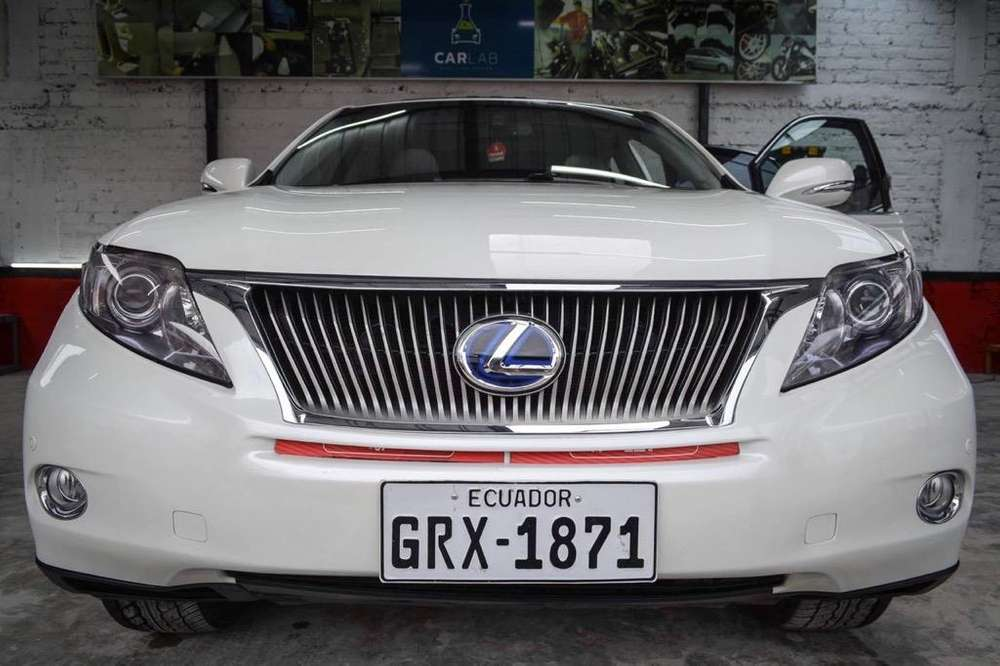 Lexus RX 450 2010 - 66000 km