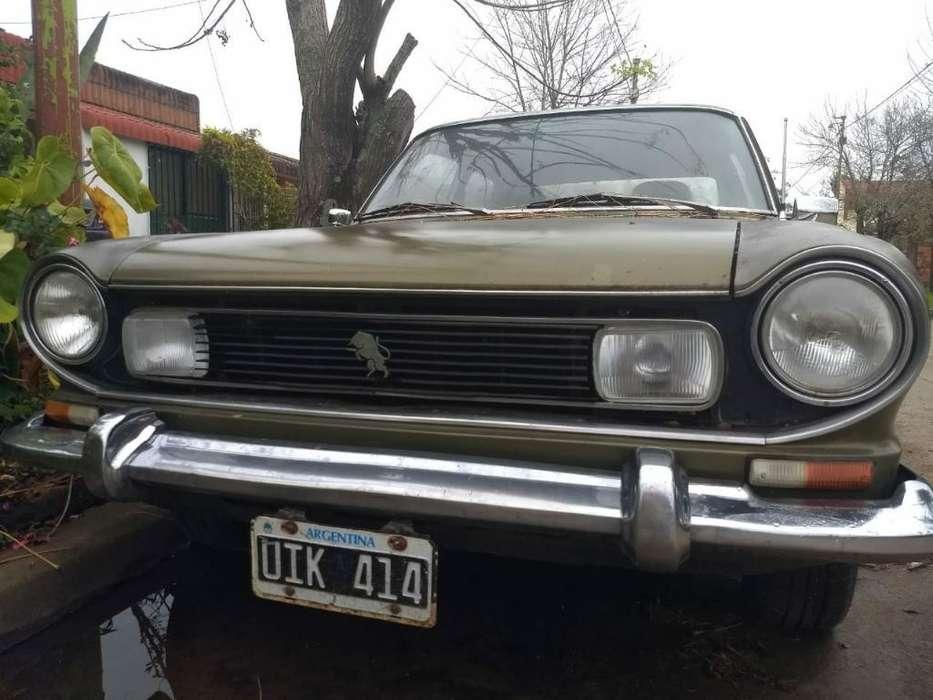 Renault Torino 1972 - 111111 km