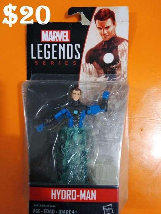 Marvel Universe Ms Marvel, Hydroman no legends