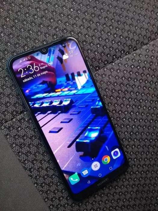 Huawei y6 2019 perfecto estado
