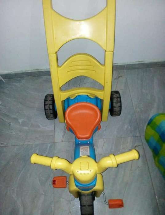 Triciclo Fisher Price 2 en 1