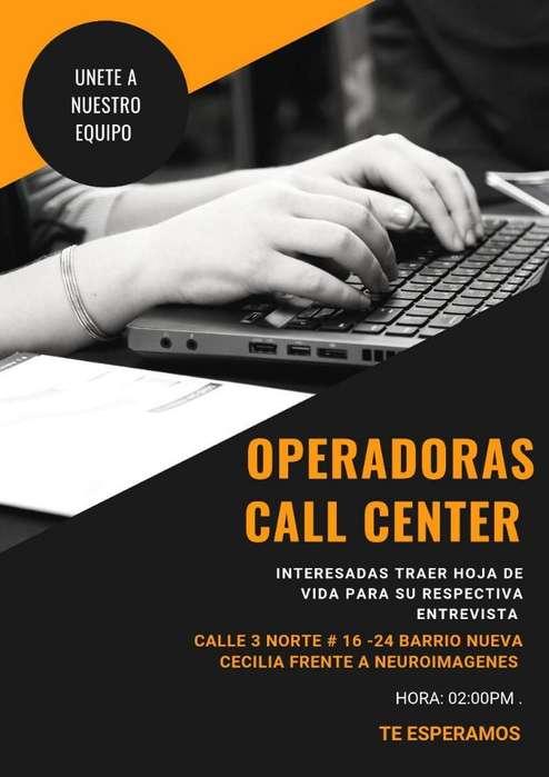 Operararias Call Center