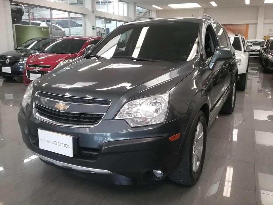 Chevrolet Captiva 2012 - 77627 km
