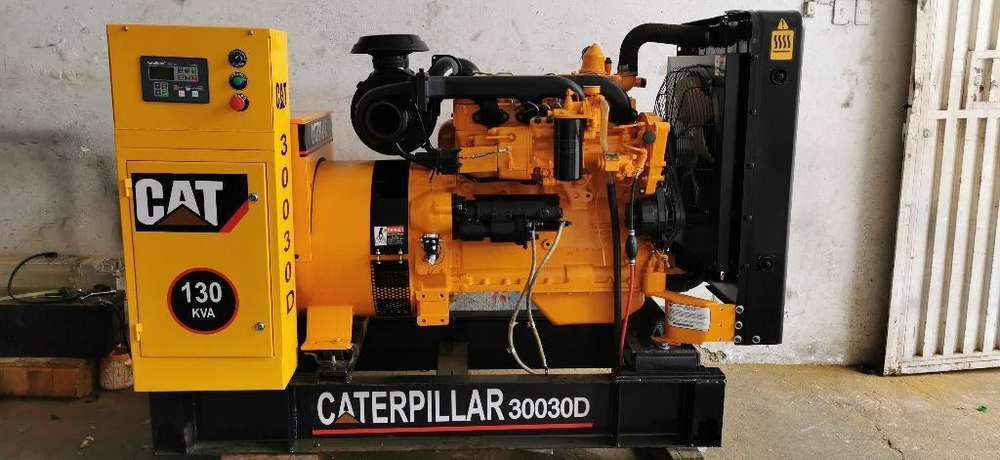 Planta Eléctrica Caterpillar 130kva