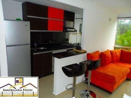 Alquiler de Apartamentos Amoblados en Calasanz Medellin Cód. 6204