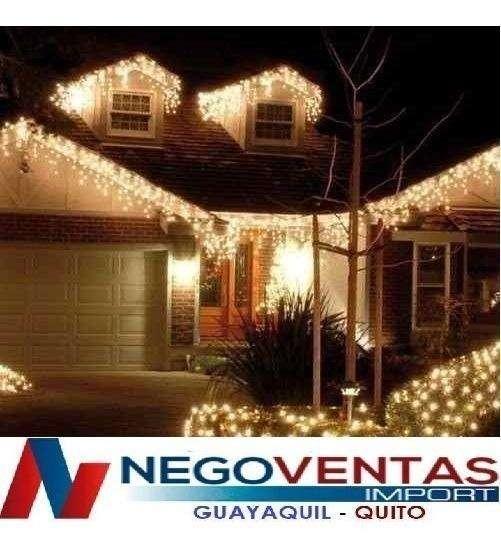 CASCADAS LED NAVIDEÑAS PARA <strong>decoracion</strong>ES