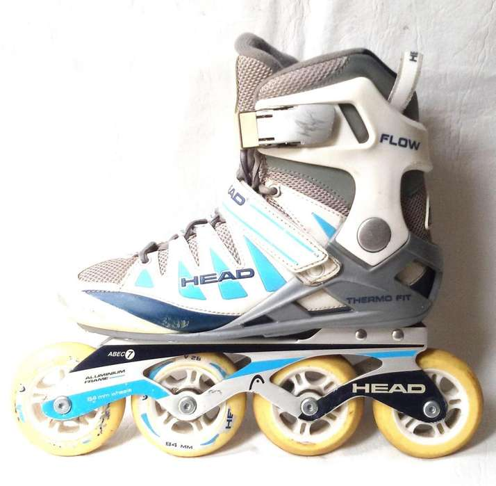 Rollers Head Flow Profesionales Fitness Abec 7 talle 40