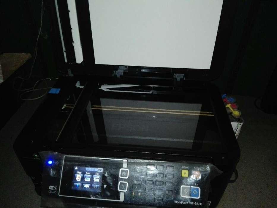 Impresora Epson 3620