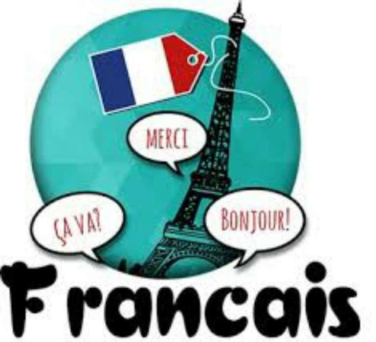Clases de Frances con Profe Nativo
