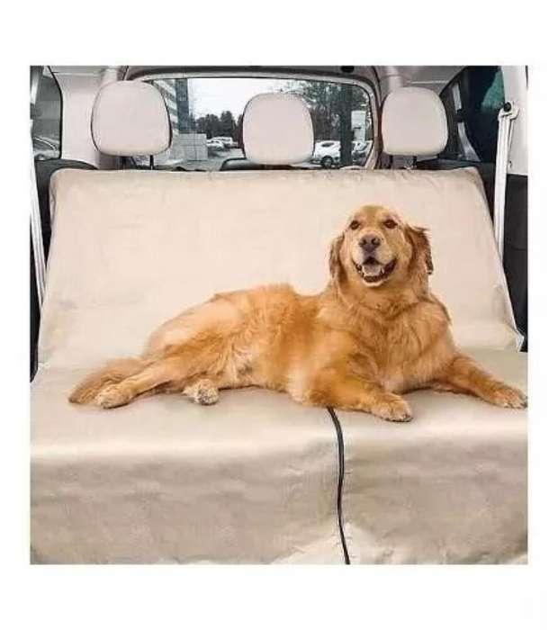 Protector De Auto Para Mascotas Funda Asiento Pet Zoom