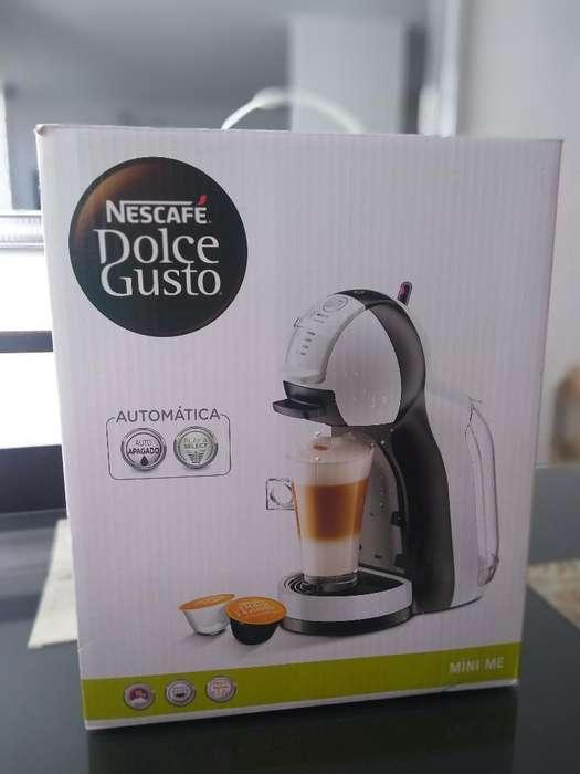 Cafetera Nueva Dolce Gusto Nescafe