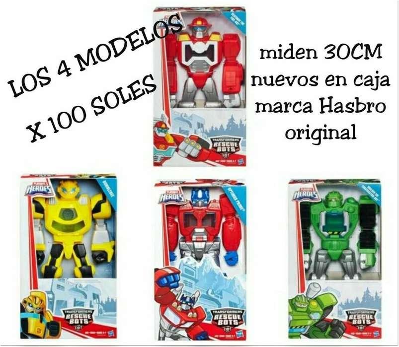 Transformers Marca Hasbro Original