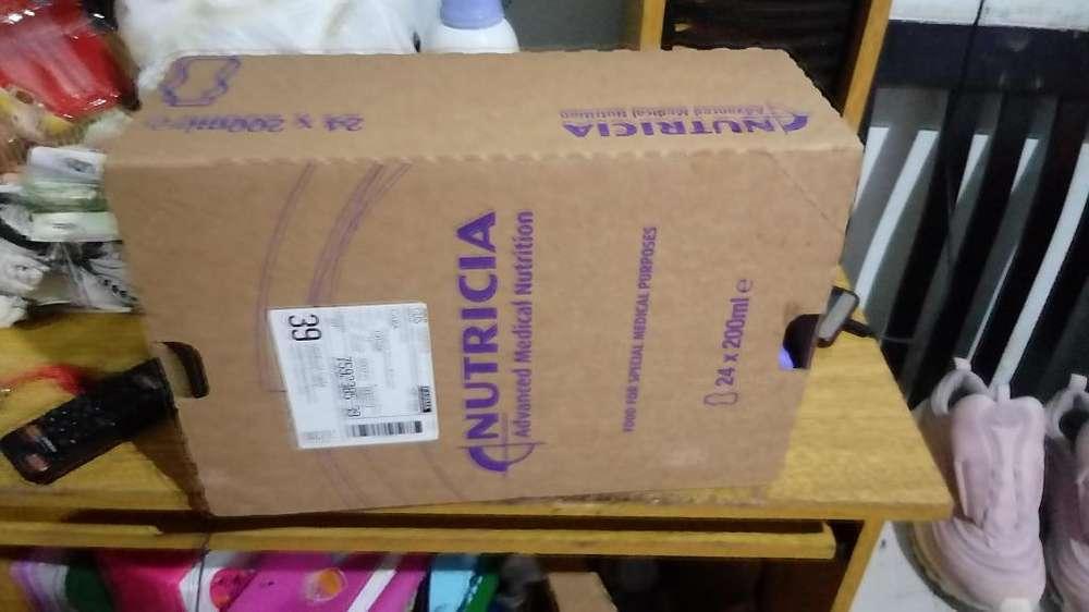 Fortisip vainilla listo para beber x 200 ml caja de 24 unidades