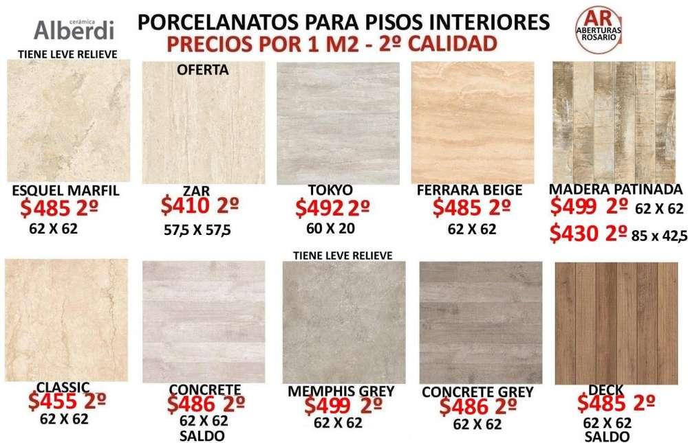 PORCELANATOS <strong>pisos</strong> PARA INTERIORES NUEVOS ENVIOS