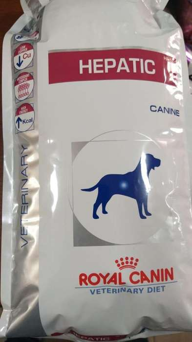 Royal Canin Hepatic Perros 1,5 kg