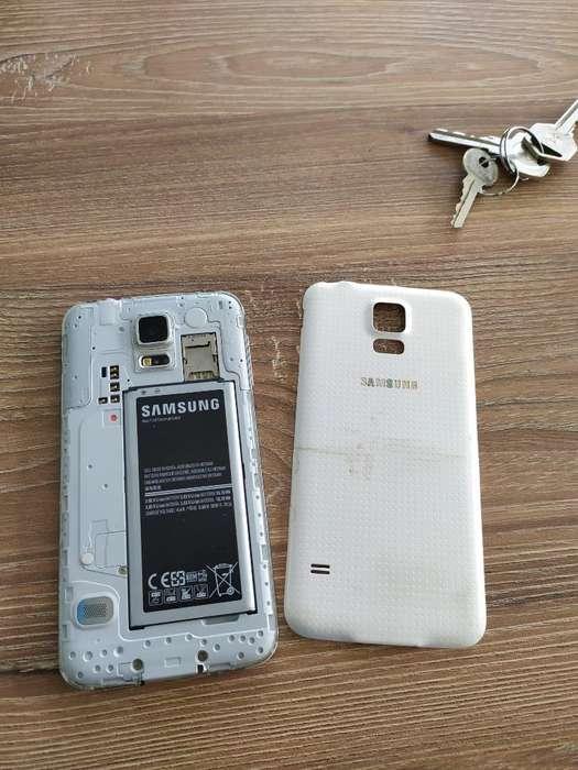 Samsung S5 Pantalla Dañada