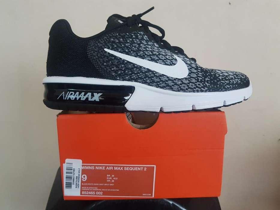 Zapatillas Nike Sequent