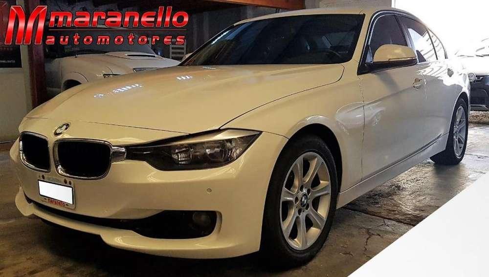 BMW Serie 3 2014 - 120000 km