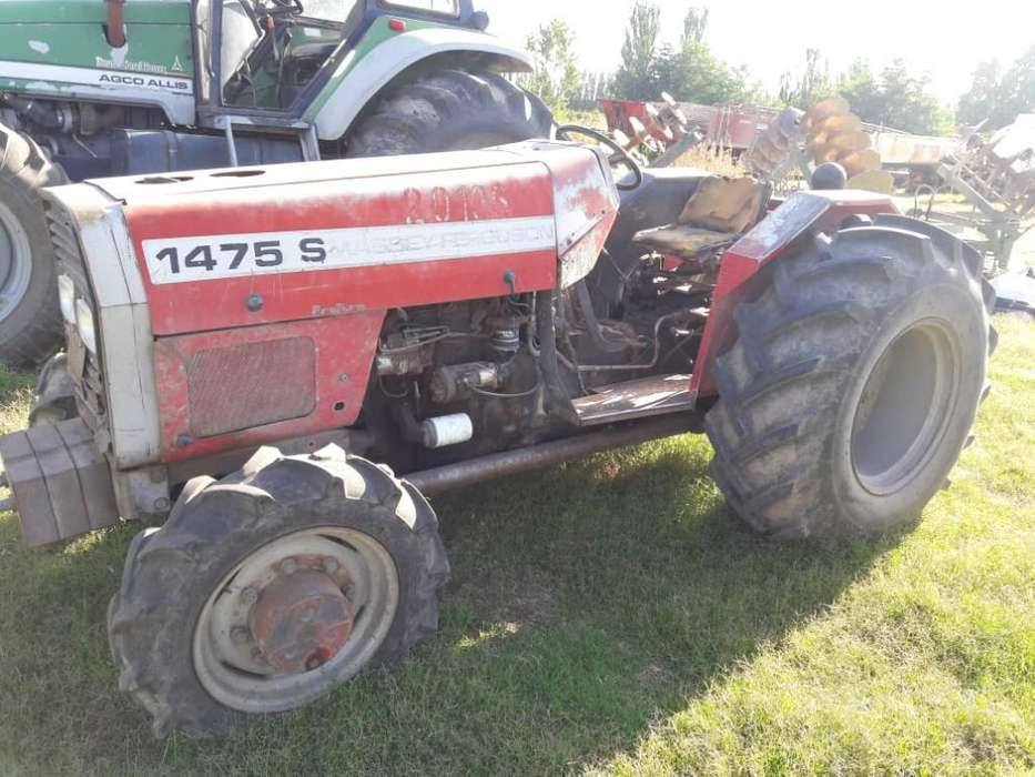 Vendo Massey F Doble Tracción 1475s