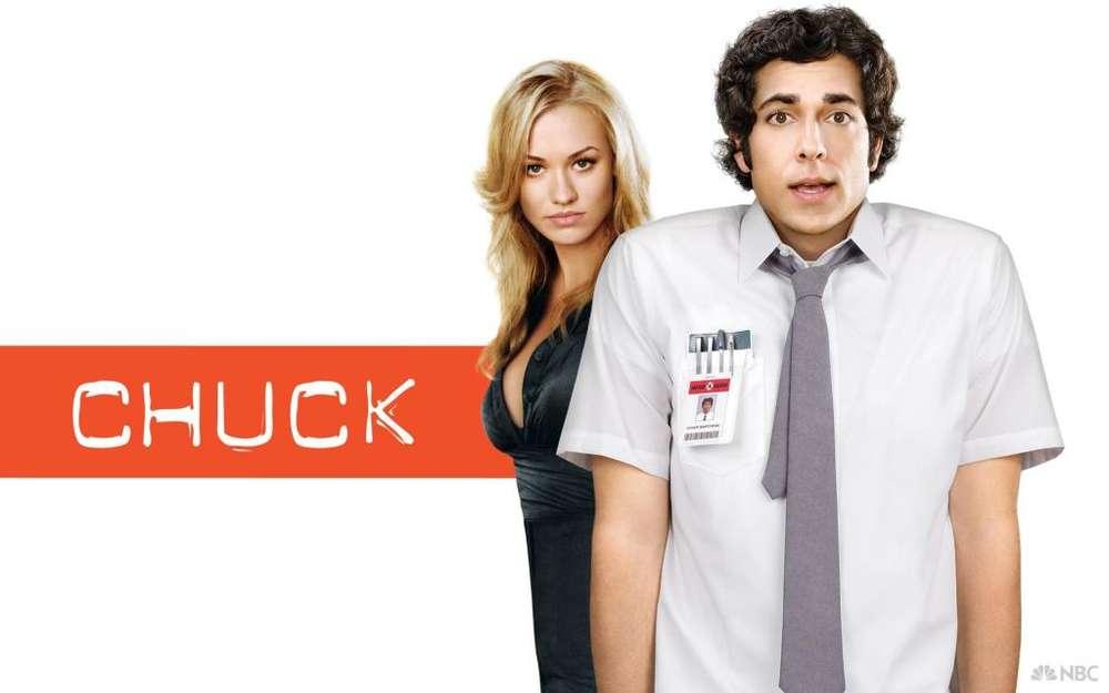 Chuck Temporadas 1, 4 Y 5