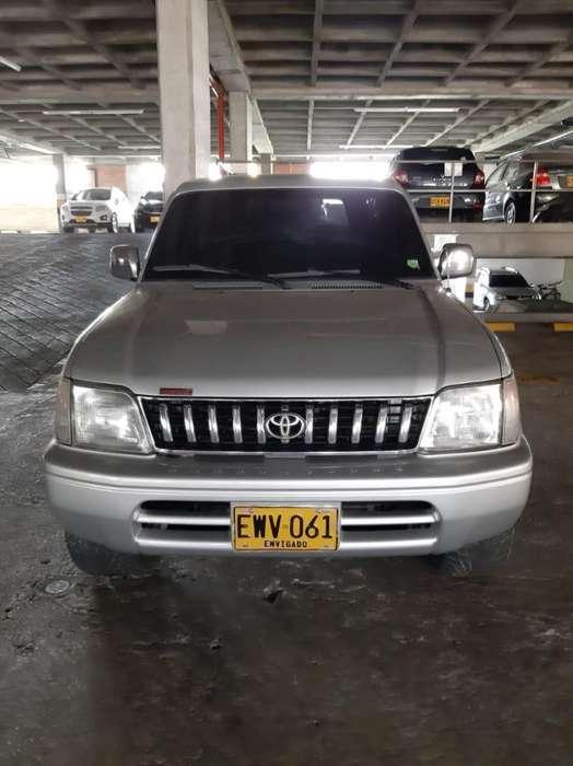 Toyota Prado 2001 - 213000 km