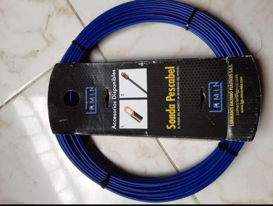 Sonda-pesca Tuberia Electrica